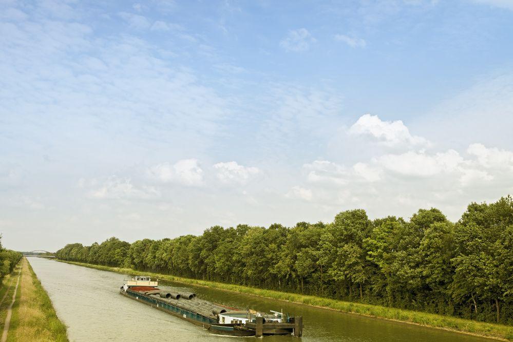 418D Mittellandkanal bei Rusbend
