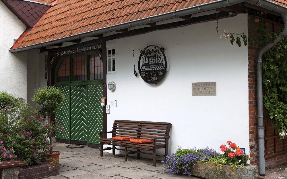 3536E Geburtshaus Wilhelm Busch Wiedensahl - Kopie