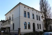 Appartement in alter Villa