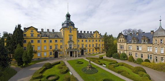 Schloss Bückeburg Panorama bearb - Kopie