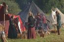 Mittelalterliches Heerlager